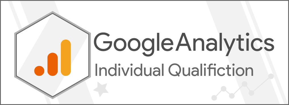 Google Analytics Individual Qualification Logo